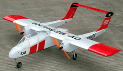 OV-10E Bronco 15 48'' Nitro/Electric RC Airplane