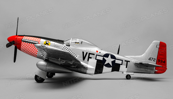 P-51 Mustang 1150mm EPO RC Plane PNP