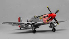P51 Mustang Warbird A-201 800mm Wingspan EPO Electric RC Plane PNP Version with Motor ESC Servo