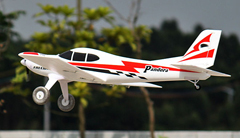 Freewing Pandora 4-In-1 Low Wing 1400mm/55'' RC Airplane PNP