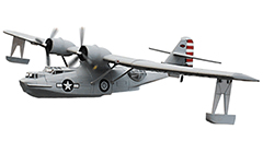PBY Catalina 2.4G Brushless/LIPO Electric RC Airplane