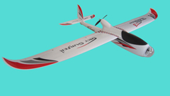 Power Zone 2000mm/78'' Sky Surfer EPO RC Glider PNP With Motor/ESC/Servos/Prop Installed