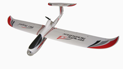 Power Zone 2000mm/78'' T-Tail FPV Sky Surfer EPO RC Glider With Camera Dome PNP