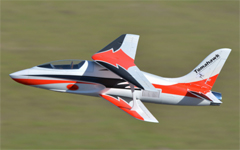 Taft Hobby Quantum  90mm EDF RC Jet Kit Version
