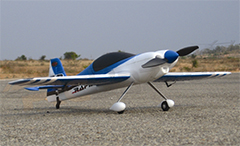 Dynam Rapid 25''/635mm Aerobatic 3D RC Plane PNP