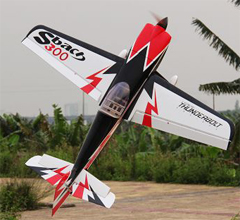 Skyway SBach 300 30CC 73'' Carbon Fiber RC Airplane C