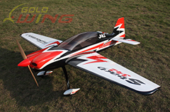 Goldwing ARF-Brand SBach 120E 73'' Carbon Fiber Electric Aerobatic RC Plane A