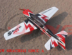 Goldwing SBach 342 120CC 108'' RC Plane A