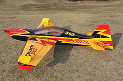 Goldwing ARF-Brand SBach 120E 73'' Carbon Fiber Electric Aerobatic RC Plane C