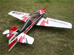 Skyline SBach 342 50CC 89'' Carbon Aerobatic RC Airplane With Spinner