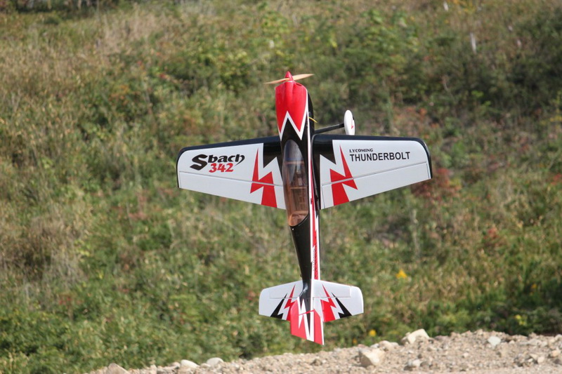 Goldwing ARF-Brand SBach 342 71'' 3D Electric RC Airplane ARF