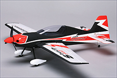 HSD Sbach 342 1400mm Wingspan EPO Electric RC Plane PNP Black