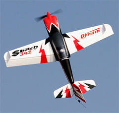 Dynam Sbach 342 Aerobatic RC Plane 1250mm PNP