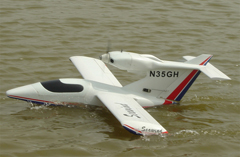 Seawind 71'' Nitro RC Airplane Sea Plane ARF