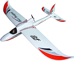 Sky Surfer 1400mm/55'' EPO Electric RC Airplane Kit