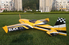 Skyline Slick 540 30CC 74''/1880mm Gas/Electric RC Airplane Carbon Reinforced Version