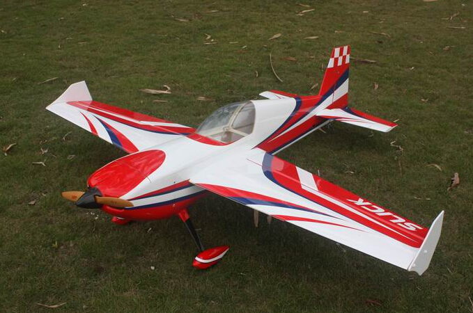 Goldwing ARF-Brand Slick 77'' Extreme Series Aerobatic 35CC RC Plane D Carbon Version