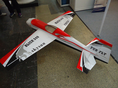 Skyway Slick 35CC 74'' Carbon Aerobatic RC Airplane