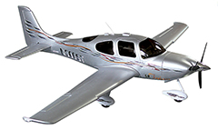 Dynam SR22 Electric RC Plane PNP