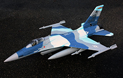 Starmax F-16 Falcon 90mm EDF RC Jet Kit Version