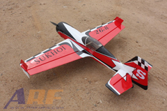 Goldwing ARF SU-26 26CC 70''/1780mm Gas RC Airplane C