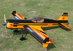Goldwing ARF-Brand Su-26 50CC V2 88'' Carbon RC Airplane C