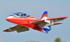 HSD Super Viper 105mm Bypass EDF 1500mm Wingspan RC Jet Kit V2 Taichi