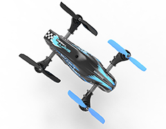 VolantexRC Swift TR280 Tilt-Rotor FPV Racing Quadcopter (V801-1) Kit Version