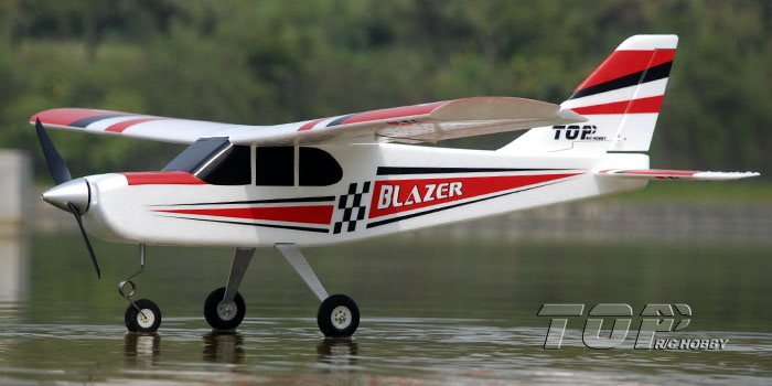 TopRC Blazer Trainer 1280mm/50.4'' RC Plane PNP