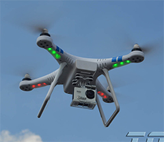 TopRC X-350  X350 Quadcopter GPS 2.4ghz Ready to Fly Drone