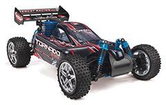 Tornado S30 1/10 Scale Nitro Buggy 2.4GHz Black/Red