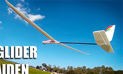 Unique Models U-Glider 1500mm Wingspan EPO Glider PNP