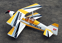 Ultimate Bipe Electric RC Airplane 30'' ARF Yellow