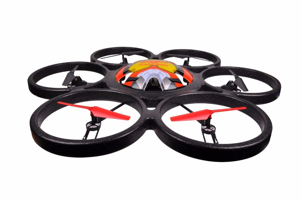 V323 2.4GHz 4CH 6 Axis Gyro RC Quadcopter