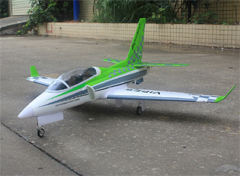 Taft-Hobby ViperJet 90mm EDF RC Jet Kit Version Green