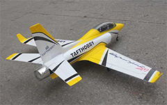 Taft-Hobby ViperJet 90mm EDF RC Jet Kit Version Yellow