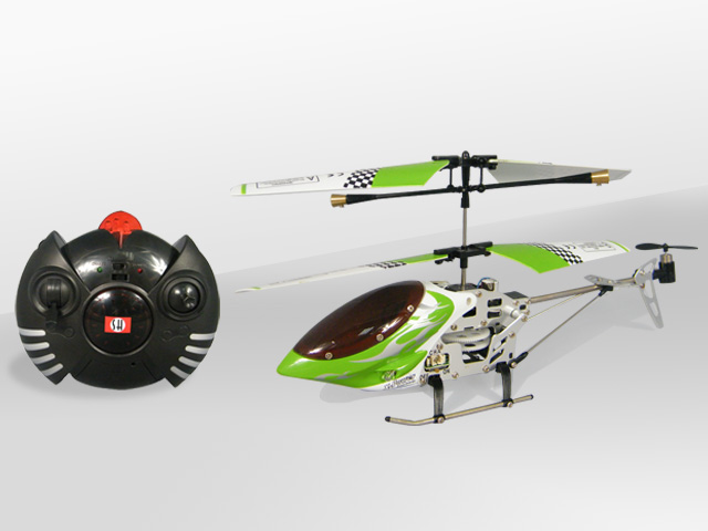 V-Max Swift 6020-1 3.5CH Metal RC Helicopter RTF w/ Gyro V2