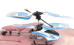 V-Max Swift 6025-1 3.5CH Metal RC Helicopter RTF w/ Gyro V2