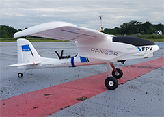 Volantex Ranger 757-4 FPV 1380mm Wingspan EPO RC Airplane KIT Version
