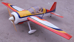 New Fuselage for Yak 54 50CC 87''