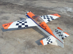 Skyway Yak 54 30CC 73'' Carbon Aerobatic RC Airplane C