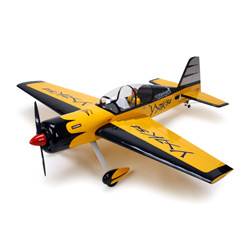 Yak 54 45.5'' Nitro/Electric RC Airplane Yellow