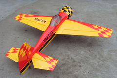 Skyway Yak 55M 30CC 73'' A Carbon Aerobatic RC Airplane