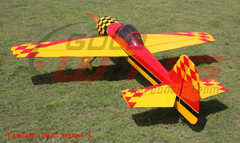 Goldwing Yak 55M 170CC 126'' Aerobatic RC Airplane With All Carbon Fiber Accessories