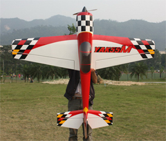Goldwing Yak 55M 30CC 73''/1860mm Version 3 Aerobatic RC Airplane ARF C