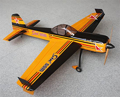 Goldwing ARF-Brand Yak 55M 30CC V2 Aerobatic Carbon Fiber RC Plane with Kuza Fuel Tank E