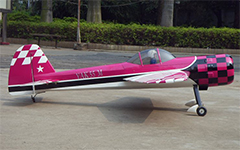 Skyway Yak 55M 50CC 89'' Carbon Aerobatic RC Airplane Purple
