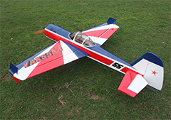 Goldwing ARF-Brand Yak 55M 60CC 91'' Carbon Fiber RC Plane A