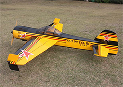 Goldwing ARF-Brand Yak 55M 60CC 91'' Carbon Fiber RC Plane B