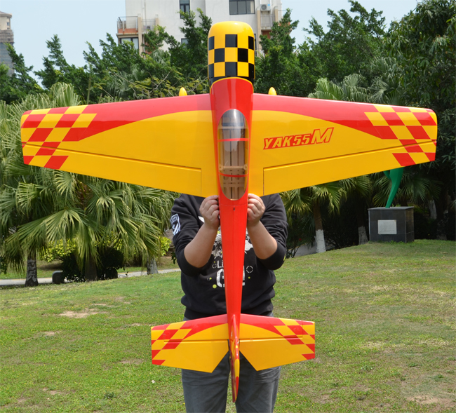 Skyline Yak 55M 70 60'' Aerobatic RC Airplane ARF